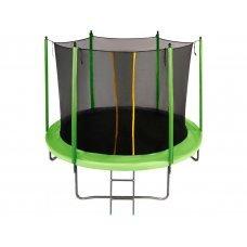Батут JUMPY Comfort 10FT Зеленый