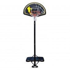 Баскетбольная мобильная стойка DFC STAND44HD2 112x72см HDPE