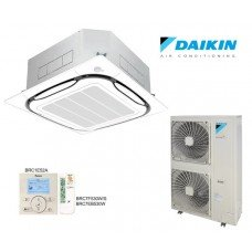 Кассетный кондиционер Daikin FCQG125F / RZQSG125L9V / L8Y