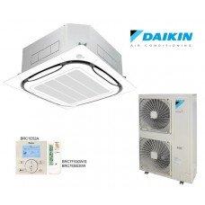 Кассетный кондиционер Daikin FCQG100F / RZQG100L9V / L8Y