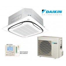 Кассетный кондиционер Daikin FCQG71F / RZQSG71L3V