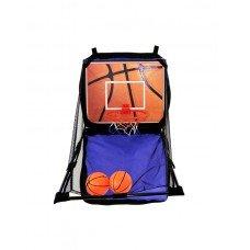 Баскетбольный подвесной щит с креплениями на дверь 53604