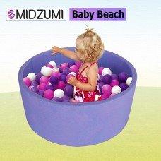 Детский сухой бассейн Midzumi Baby Beach 58781