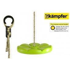Пластиковые качели-диск Лиана Kampfer S04-112 (Зеленый) 53656