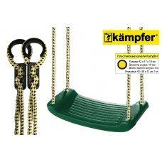 Пластиковые навесные качели Kampfer S04-101 (Зеленый) 53651