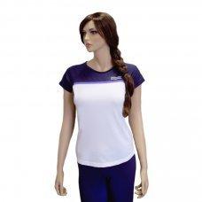 Футболка женская для фитнеса Kampfer Dark blue (S) 30074