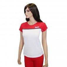 Футболка женская для фитнеса Kampfer Flame red (XS) 30064