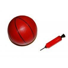 Набор детский баскетбольный мяч с насосом BS01542 52924