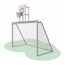Ворота с баскетбольным щитом Романа 203.10.00