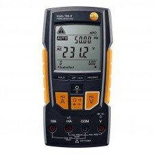 Мультиметр цифровой с функцией измерения истинного СКЗ Testo 760-2