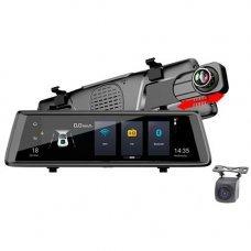 Видеорегистратор в зеркале RECXON Panorama V4 (4G LTE)