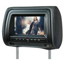 Комплект подголовников со встроенным DVD плеером и LCD монитором 7