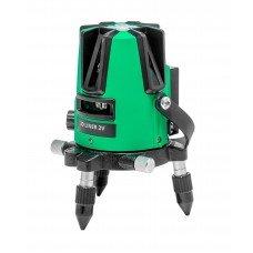 Построитель лазерных плоскостей (лазерный уровень) ADA 3D Liner 2V Green