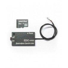 Диктофон Edic-mini CARD16 Е92