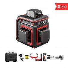 Построитель лазерных плоскостей (лазерный уровень) ADA Cube 3-360 Ultimate Edition