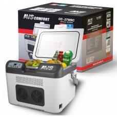 Холодильник автомобильный AVS CC-27WBC (27л 12В/24В/220В)