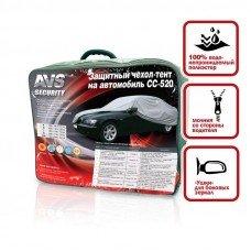 Тент-чехол на автомобиль AVS СС-520 '4XL' 572х203х122см (водонепроницаемый)
