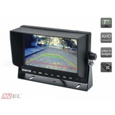 Парковочный монитор 7' для грузовиков и автобусов AVS4714BM (AHD)