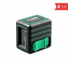 Построитель лазерных плоскостей (лазерный уровень) ADA Cube MINI Green Basic Edition
