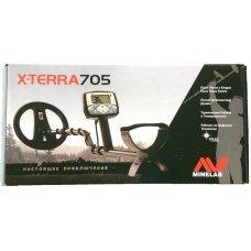 Металлодетектор Minelab X-Terra 705 NEW