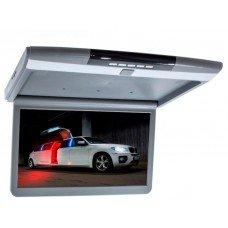 Автомобильный монитор AVEL AVS1717MPP(серый)