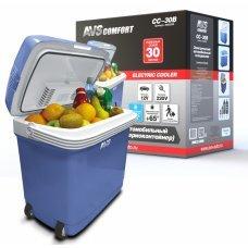 Холодильник автомобильный AVS CC-30B (30л 12В/220В)