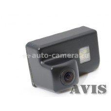Штатная камера заднего вида Avis AVS312CPR #070 для PEUGEOUT 206/207/307 SEDAN/307SW/407