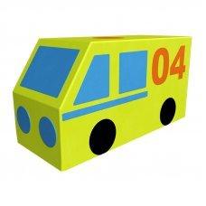 Контурная игрушка «Машина газовой службы»
