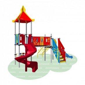 Самые популярные детские площадки
