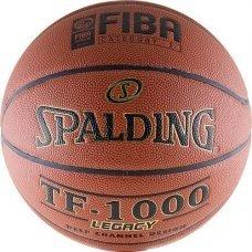 Баскетбольный мяч Spalding TF-1000 Legacy размер 7 коричнево/черный
