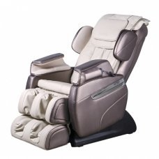 Массажное кресло US Medica QUADRO бронзово-бежевое