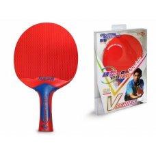 Всепогодная ракетка для настольного тенниса Double Fish V3