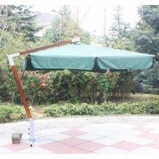 Садовый зонт Garden Way SLHU007 зеленый