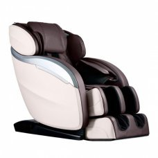 Массажное кресло Gess Futuro коричнево-бежевое