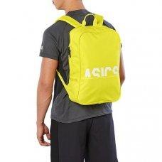 Рюкзак спортстиль Asics TR Core Backpack желтый