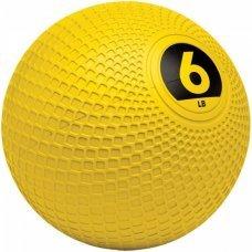 Мяч с утяжелением тренировочный SKLZ Medball 6 MBRT-006