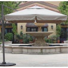 Садовый зонт Garden Way А002-3030 бежевый (тауп)