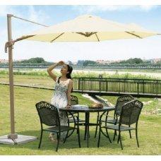 Садовый зонт Garden Way А002-3500 кремовый