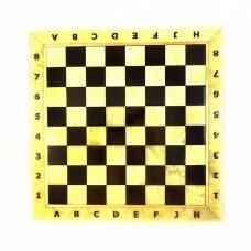 Шахматная доска малая без рамки Амберрегион yantar08 25х25 см