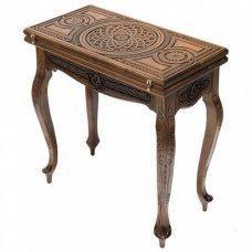 Стол ломберный для нард Haleyan kh404 «Армянский узор 3»