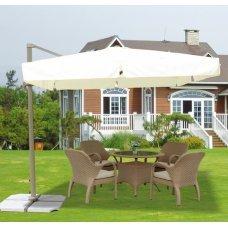 Садовый зонт Garden Way А002-3030 кремовый