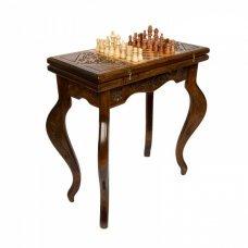 Стол ломберный нарды+шахматы Ustyan GU401