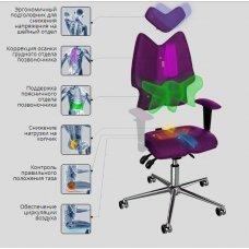 Детское эргономичное кресло Kulik System FLY 1302