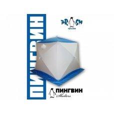 Баня походная Пингвин Призма Баня (1-сл.) бело-синяя
