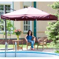 Садовый зонт Garden Way А002-3030 бордовый