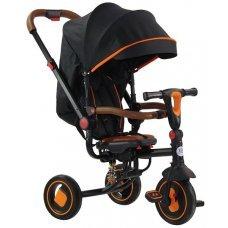 Детский трехколесный велосипед (2020) Farfello TSTX-019 черный