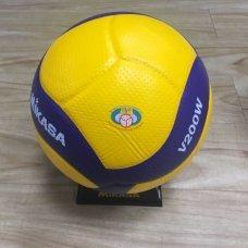 Мяч волейбольный Mikasa V200W FIVB Exclusive Белорусь р.5