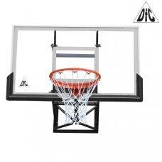 Баскетбольный щит с кольцом DFC BOARD54P