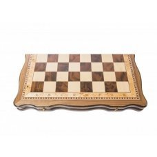 Шахматы 50 с инкрустацией Zeynalyan az111 «Турнирные-3»