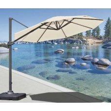 Садовый зонт Garden Way А002-3000 бежевый (тауп)